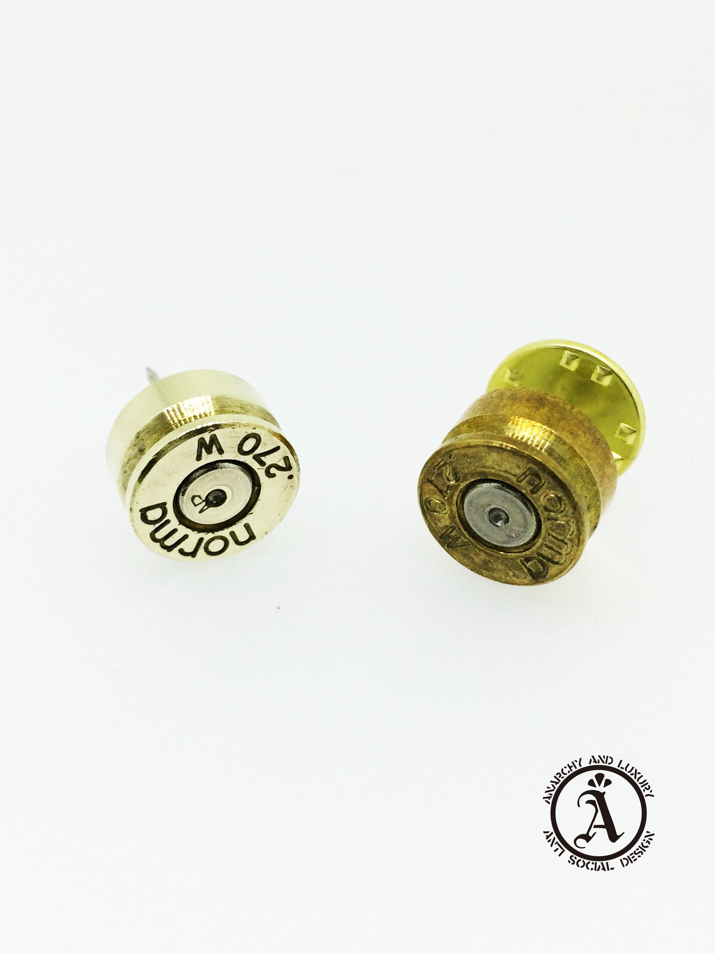 Bullet Pins 12mm norma