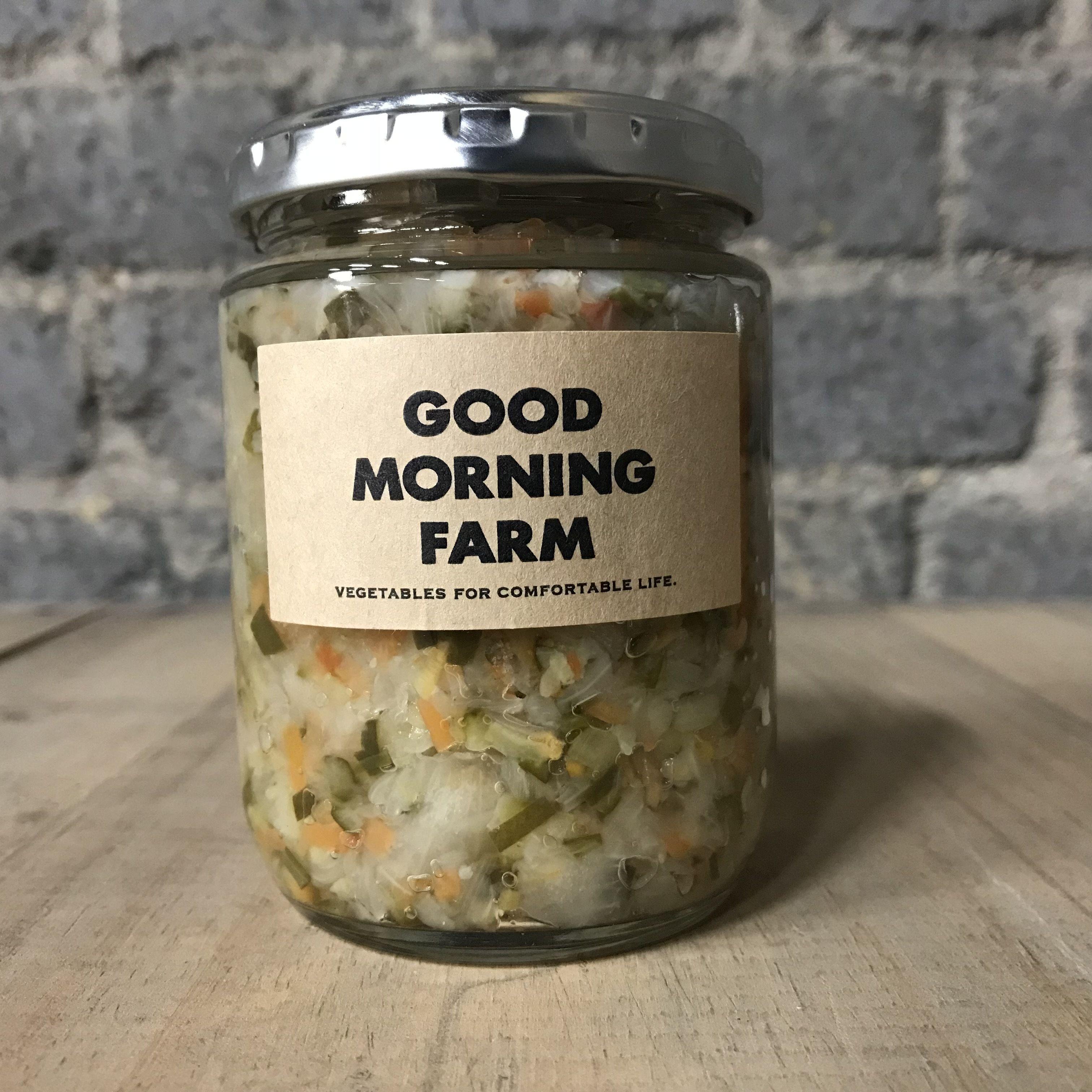 GOOD MORNING FARM / トマトタルタルミックスピクルス