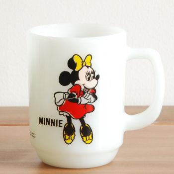 ファイヤーキング キャラクターマグ ミニーマウス