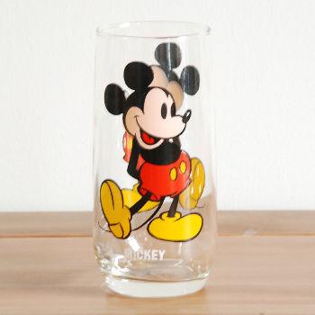 ディズニーグラス ミッキー