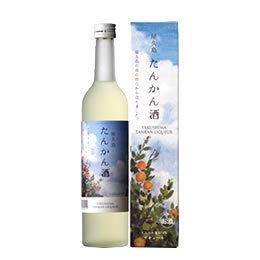 屋久島 たんかん酒