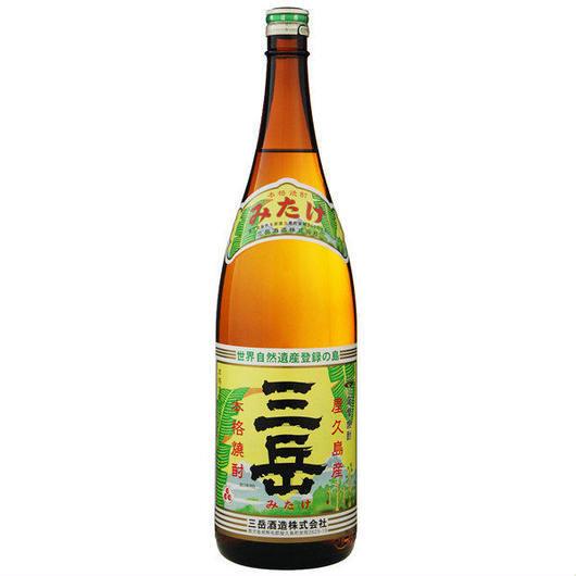 三岳1.8L(お箱代込)