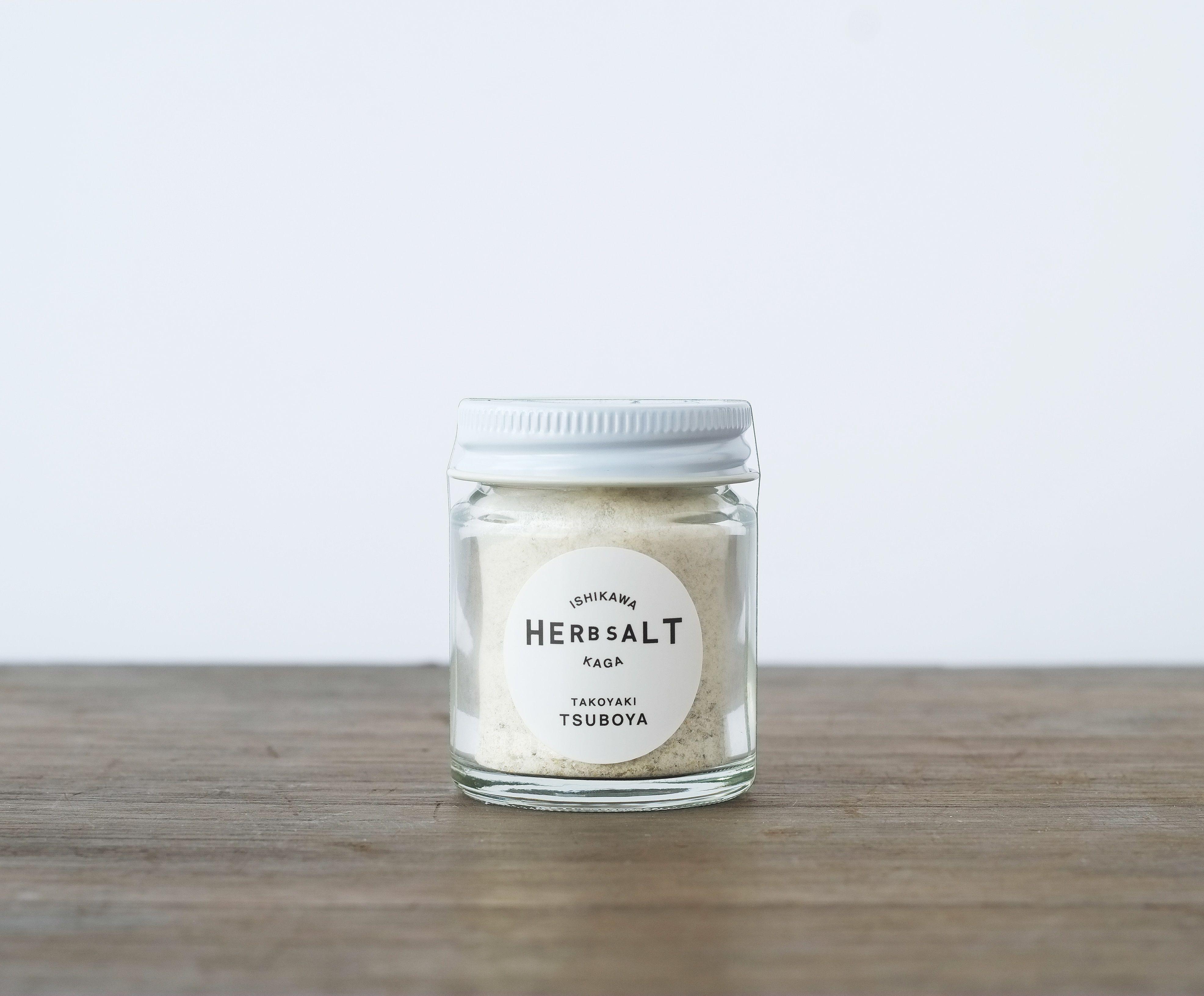 つぼ家のハーブ岩塩