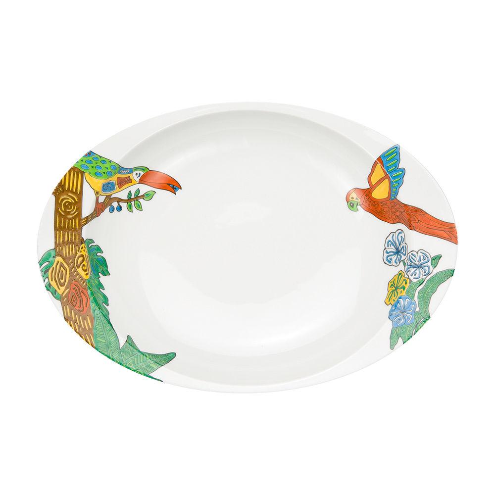 タヒチ -極上のカレー皿【大】-