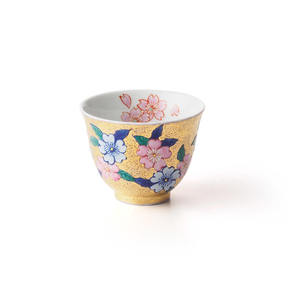 金彩 桜 -sakura- 酒器 ぐい呑み