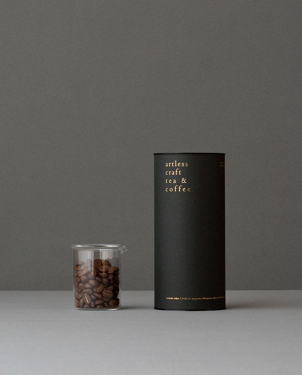 Coffee beans A1. &  premium paper tube(コーヒー豆・オリジナルブレンド 100g)