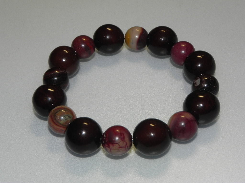 """Power stone &Tagua """"Picasso""""パワーストーン&タワ"""