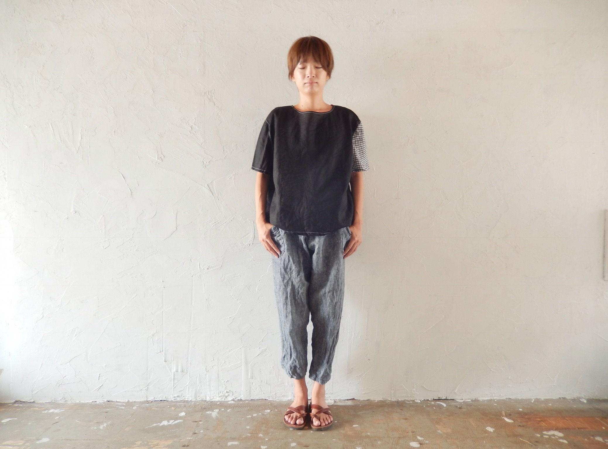 takuroh shirafuji Levain Languid 2nd [Tops : Linen : Boys ]