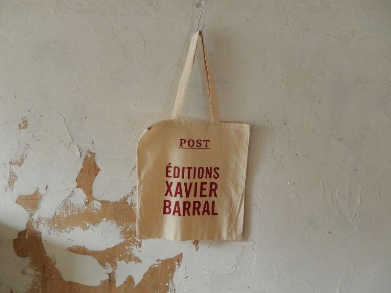 POST x Editions Xavier Barral ショッピングバッグ