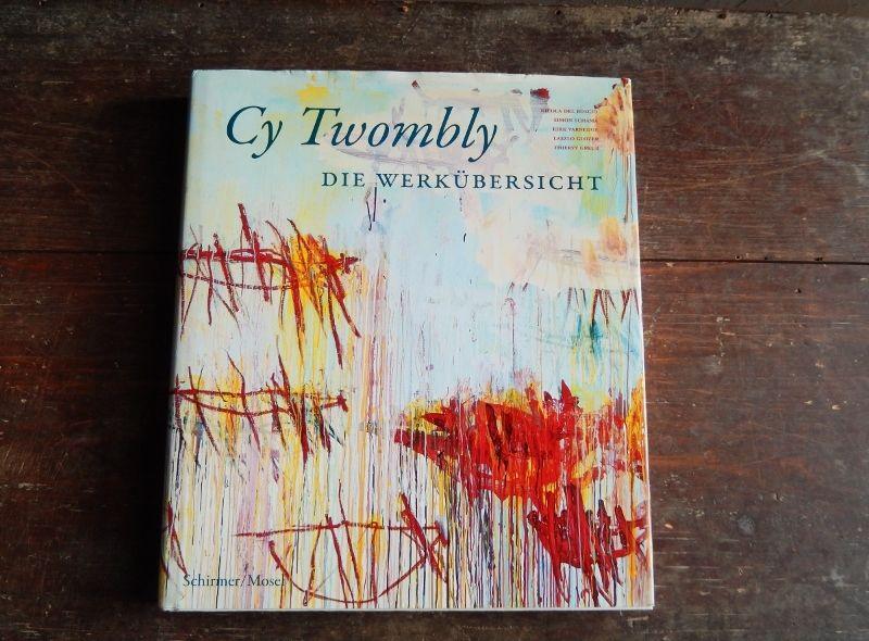 古書 Cy Twombly The Essential Cy Twombly