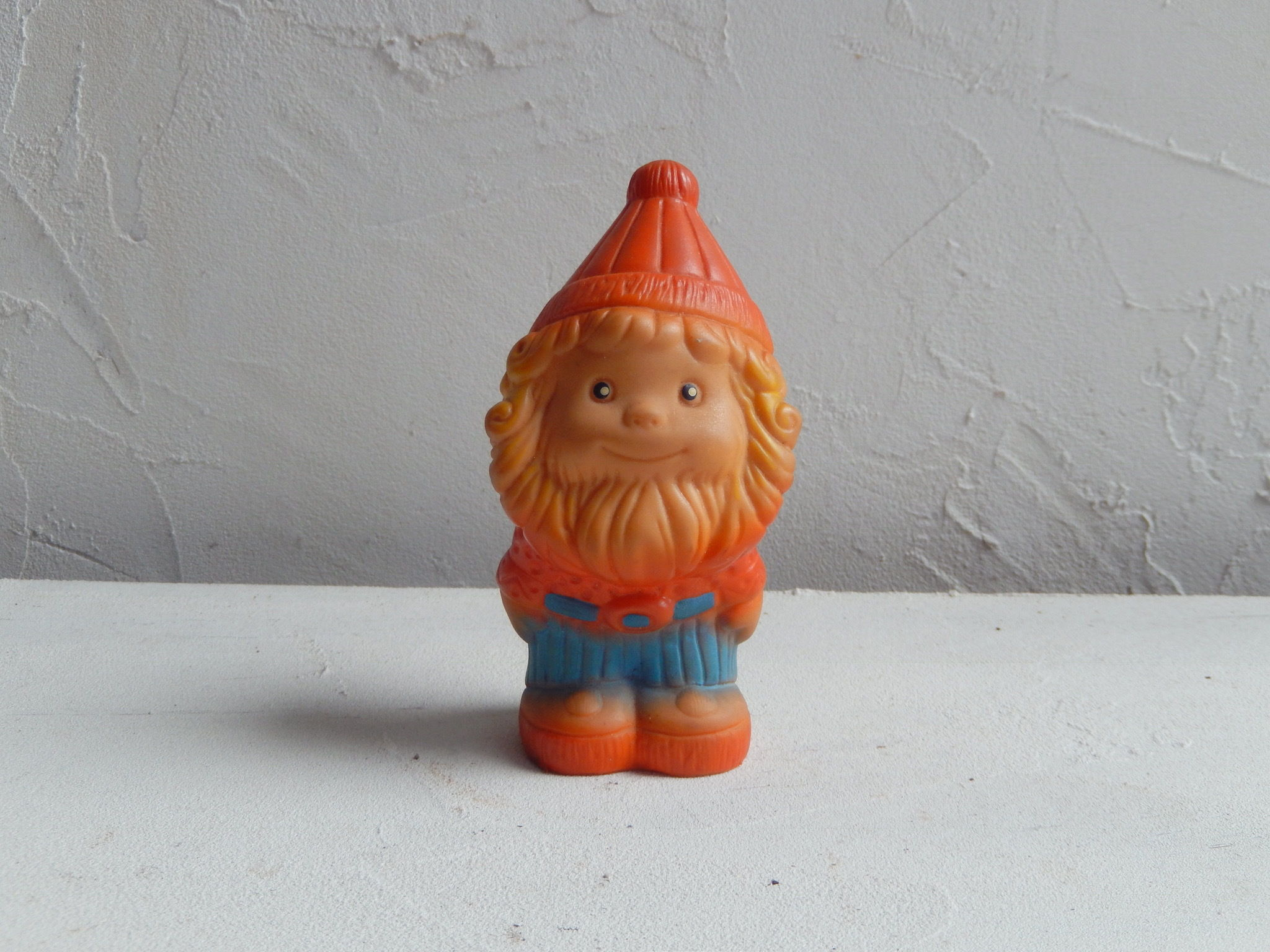 antiques オレンジの小人