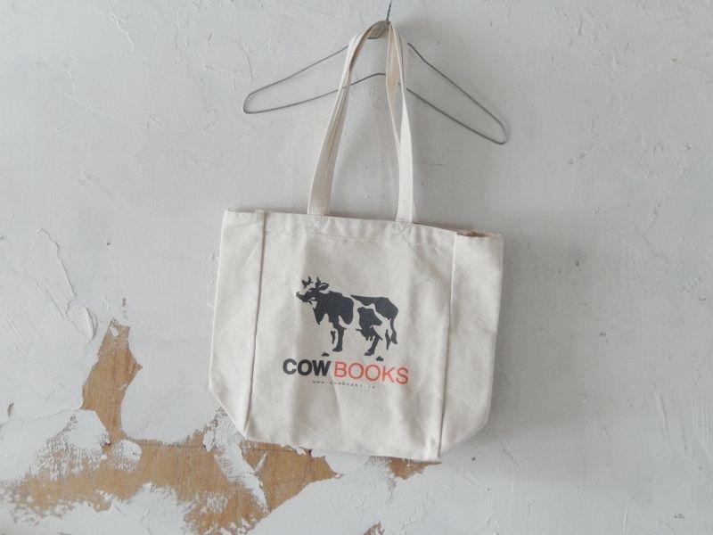 COW BOOKS ロゴト-トバッグ