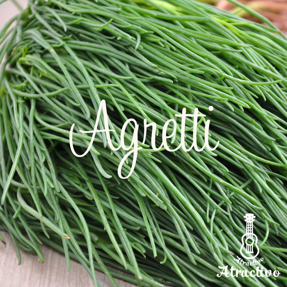 春のイタリア野菜 アグレッティの種