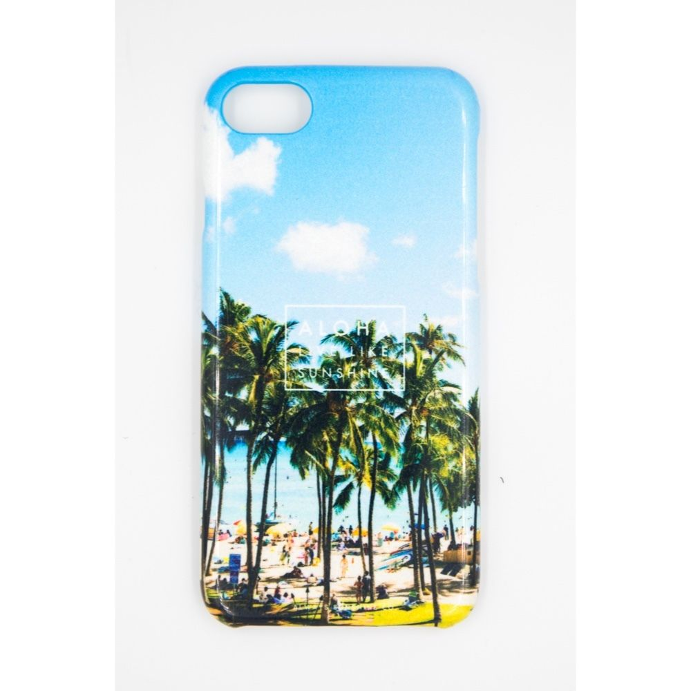 《ALOHA LIVE LIKE Collection》ハードケース-Aloha Waikiki-