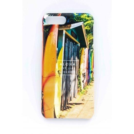 《ALOHA LIVE LIKE Collection》ハードケース-Paia Surf Town-