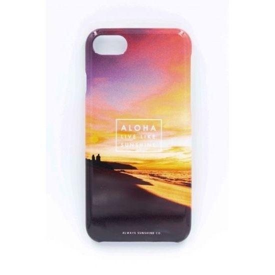《ALOHA LIVE LIKE Collection》ハードケース-Haleiwa Sunset-