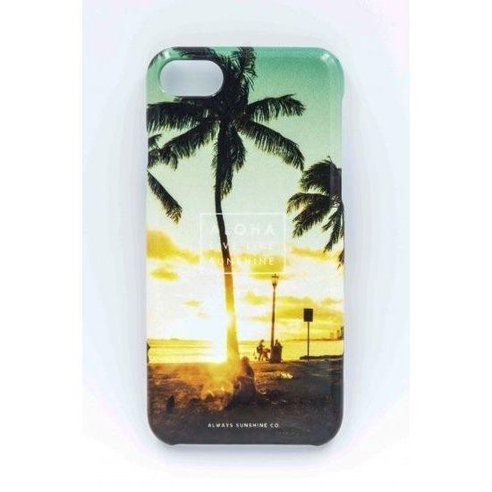 《ALOHA LIVE LIKE Collection》ハードケース-Kaimana Sunset-