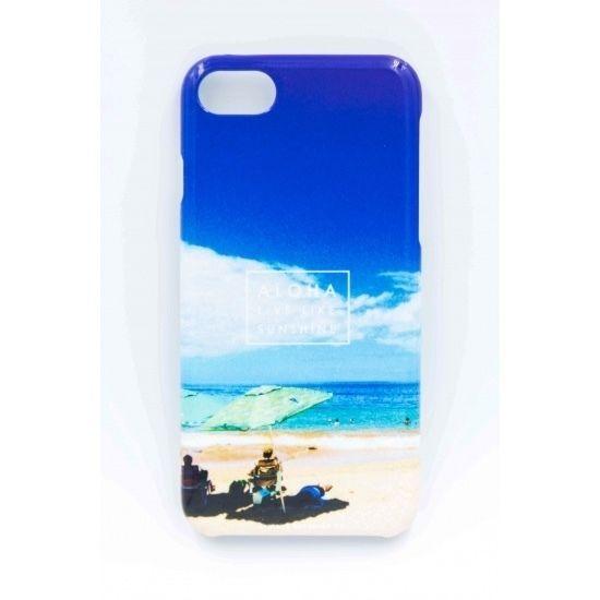 《ALOHA LIVE LIKE Collection》ハードケース-Sunday Beach Club-