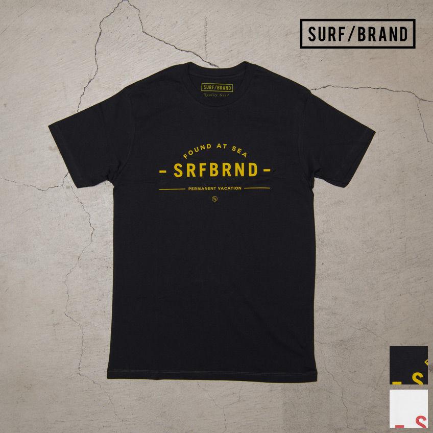 """[INS1061] SURF/BRAND """"WORKS""""半袖Tシャツ"""