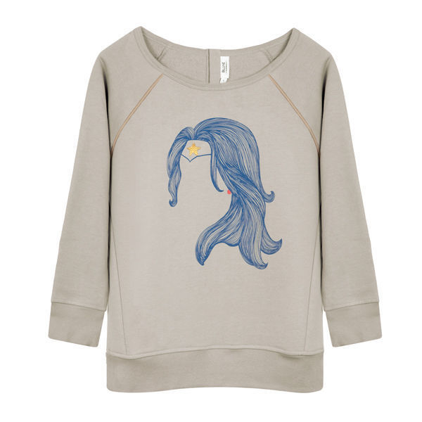 BLUNE レディーススウェットシャツ (14005)