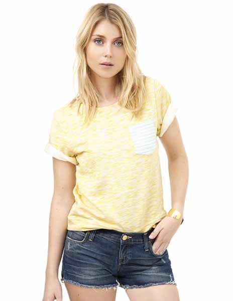 BLUNE レディーススウェットTシャツ (15137)