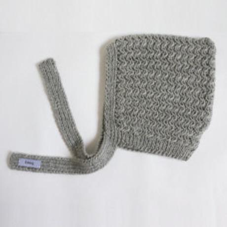 bieq 手編みニットベビーキャップ MAM (15198)
