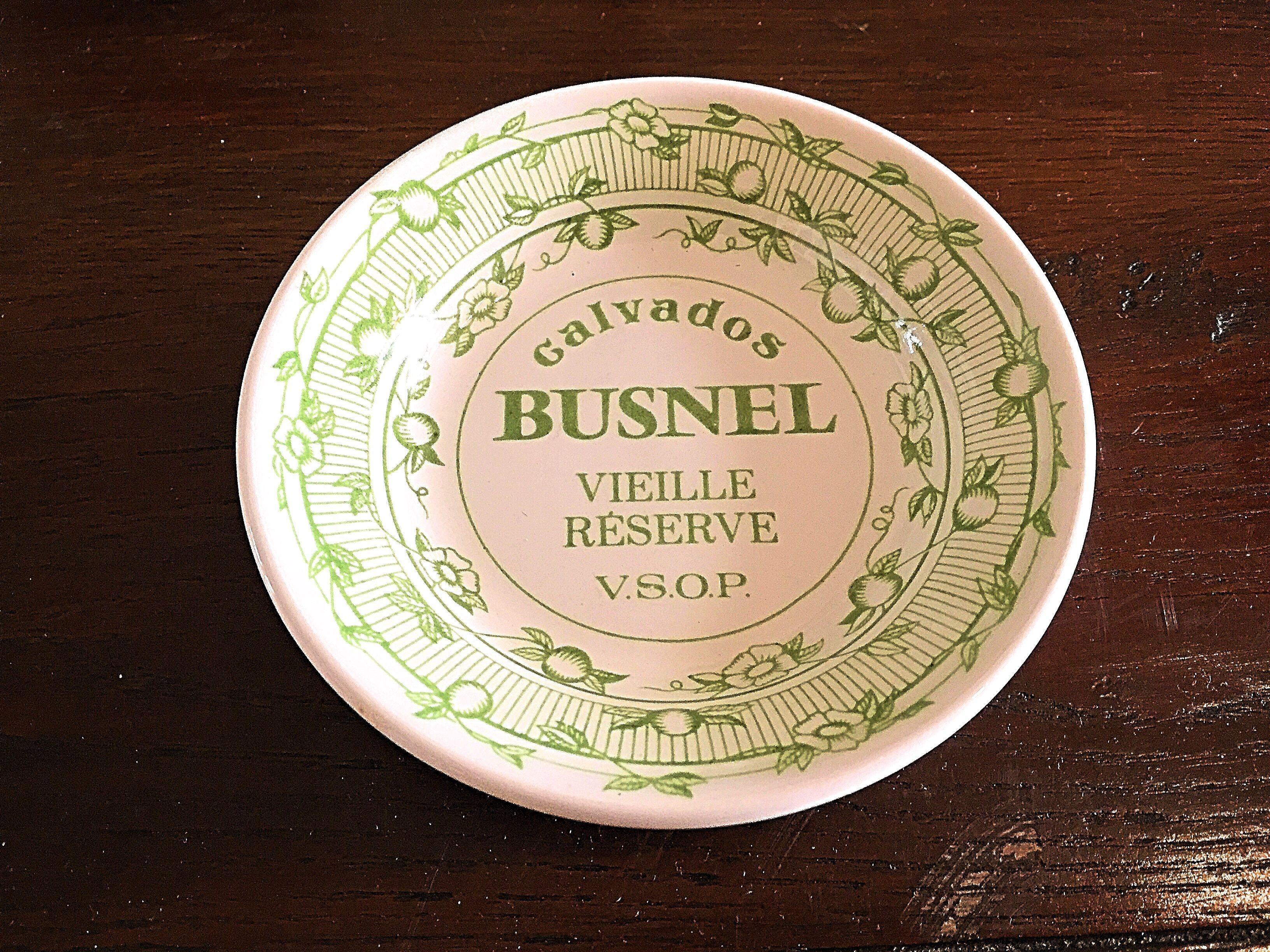 Calvados Busnel 灰皿
