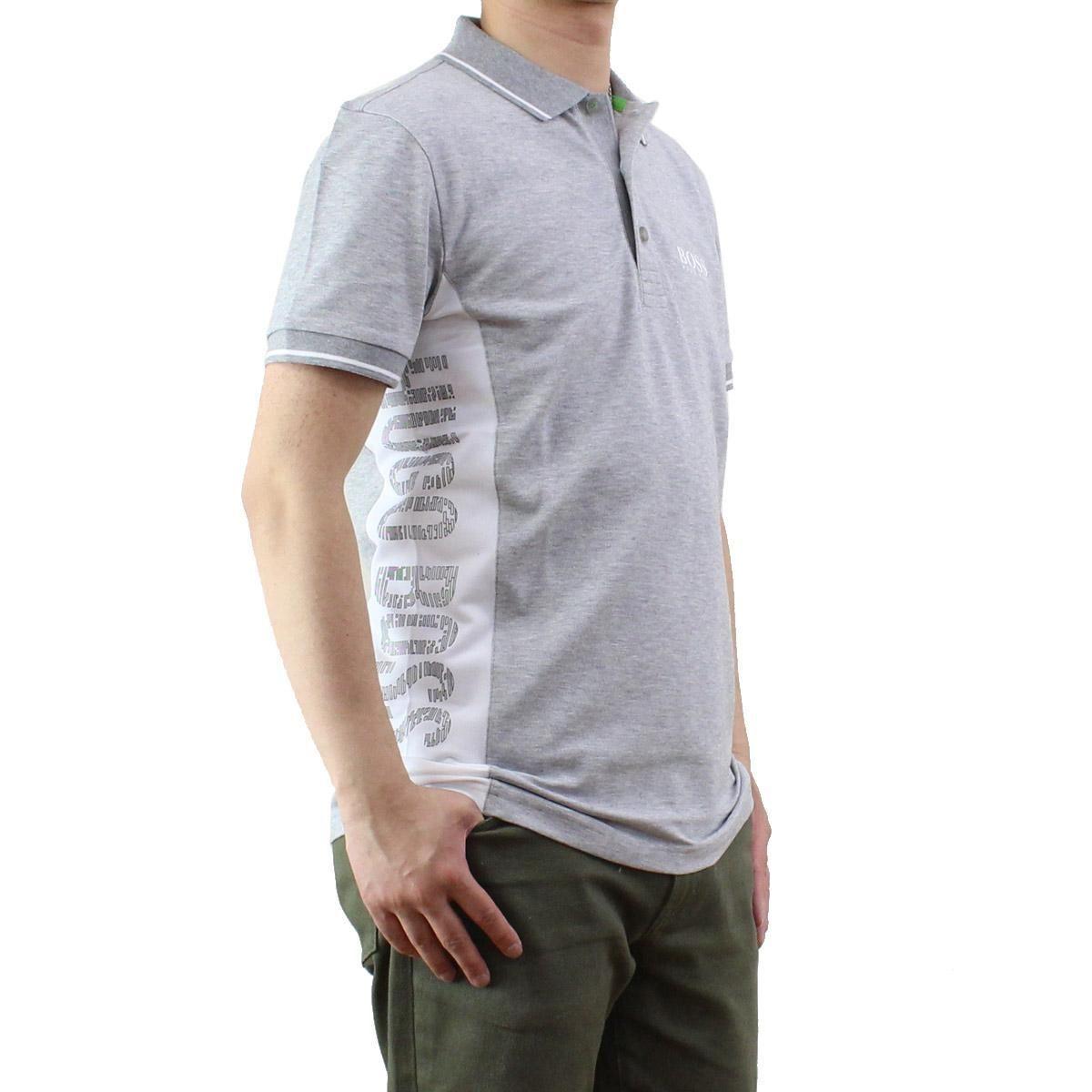 ヒューゴ・ボス(HUGO BOSS) PAULE PRO メンズポロシャツ