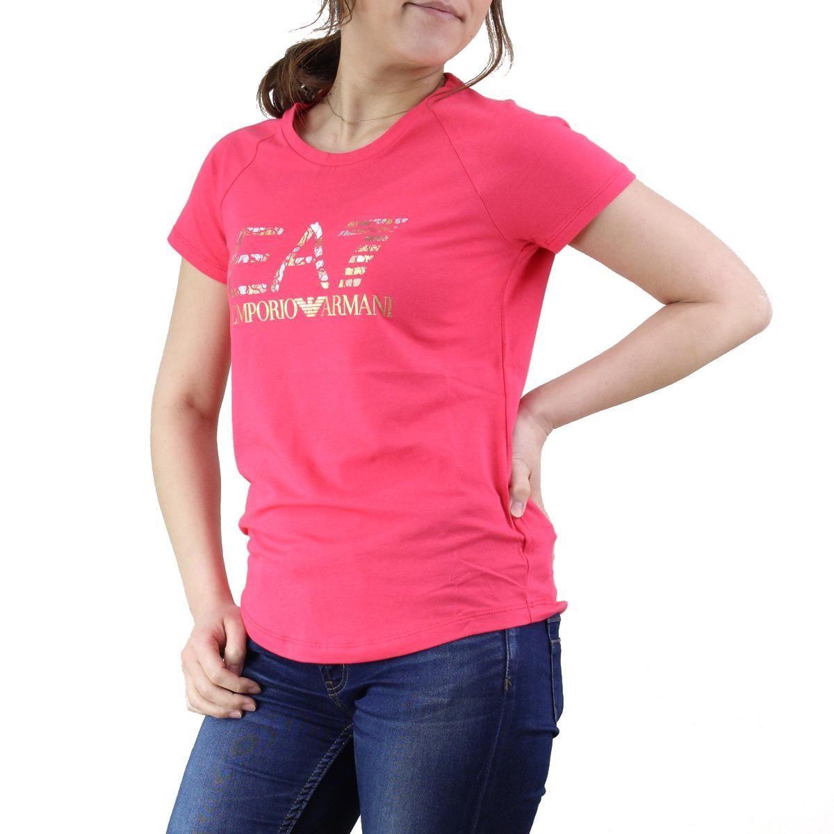 イーエーセブン(EA7) レディ-スTシャツ