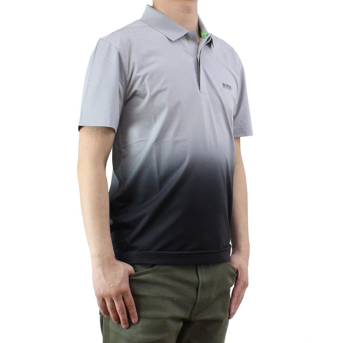 ヒューゴ・ボス(HUGO BOSS) PLYOTECH メンズポロシャツ