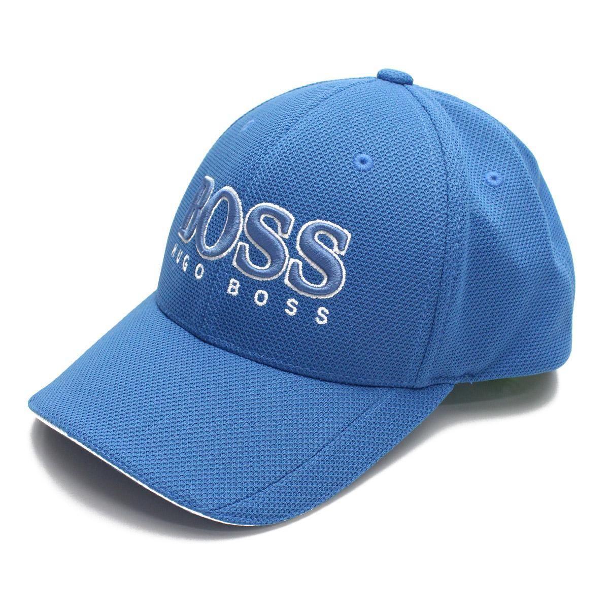ヒューゴ・ボス(HUGO BOSS) CAP US メンズ帽子