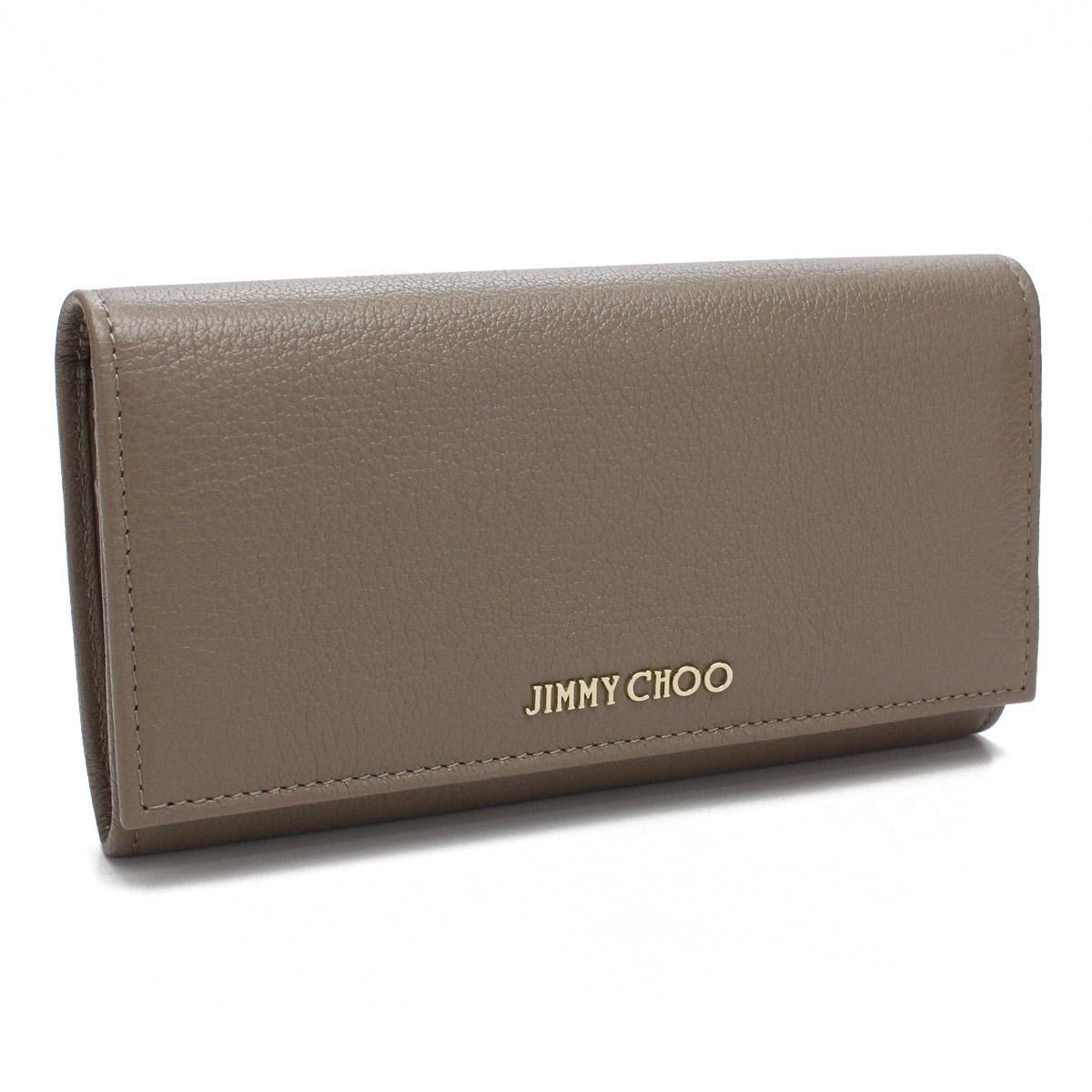 ジミーチュウ(JIMMY CHOO) 2つ折り長財布
