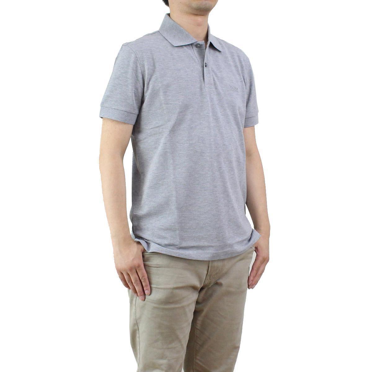 ヒューゴ・ボス(HUGO BOSS) C-FIRENZE/LOGO メンズポロシャツ