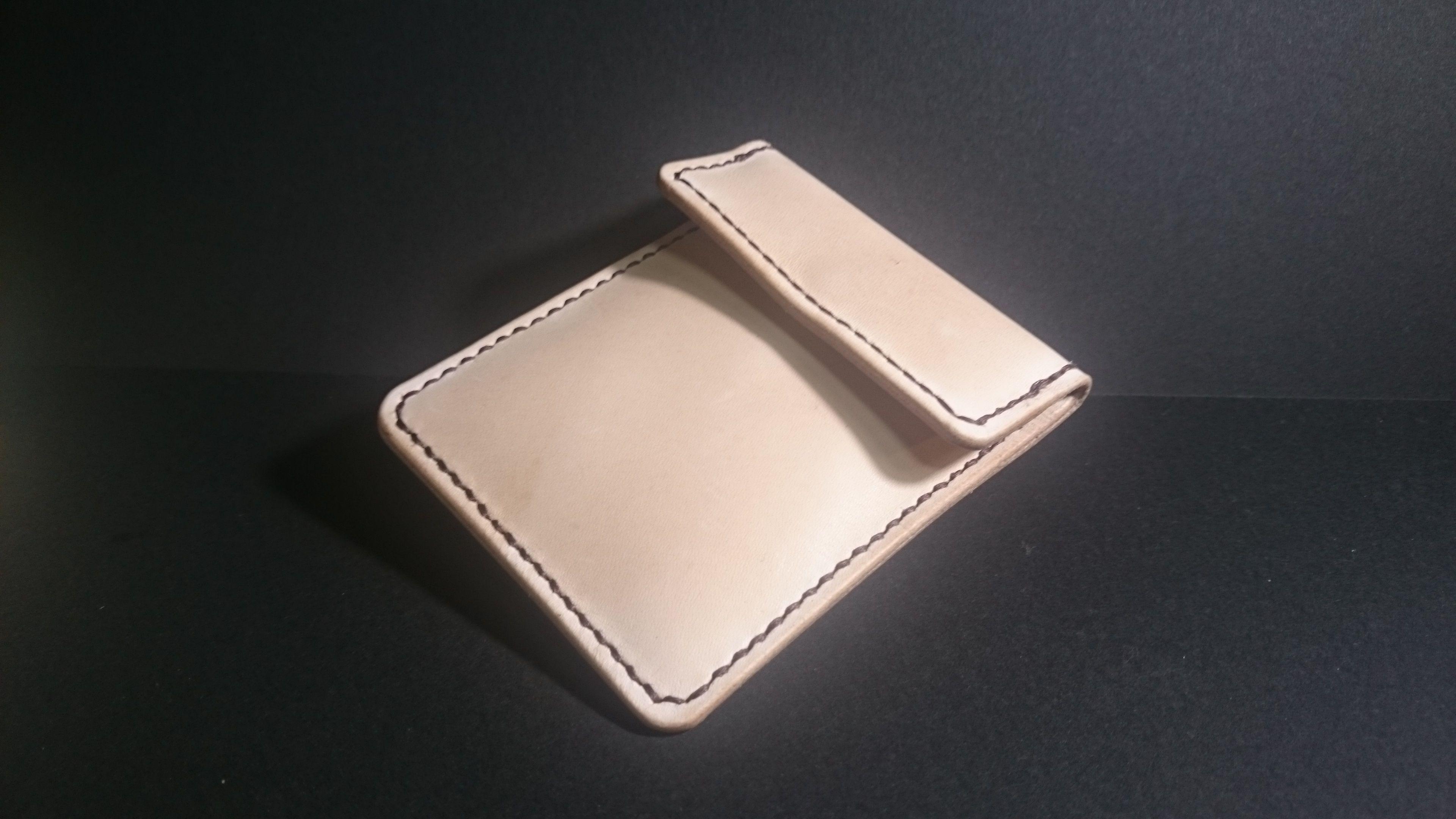 ヌメ革 携帯灰皿
