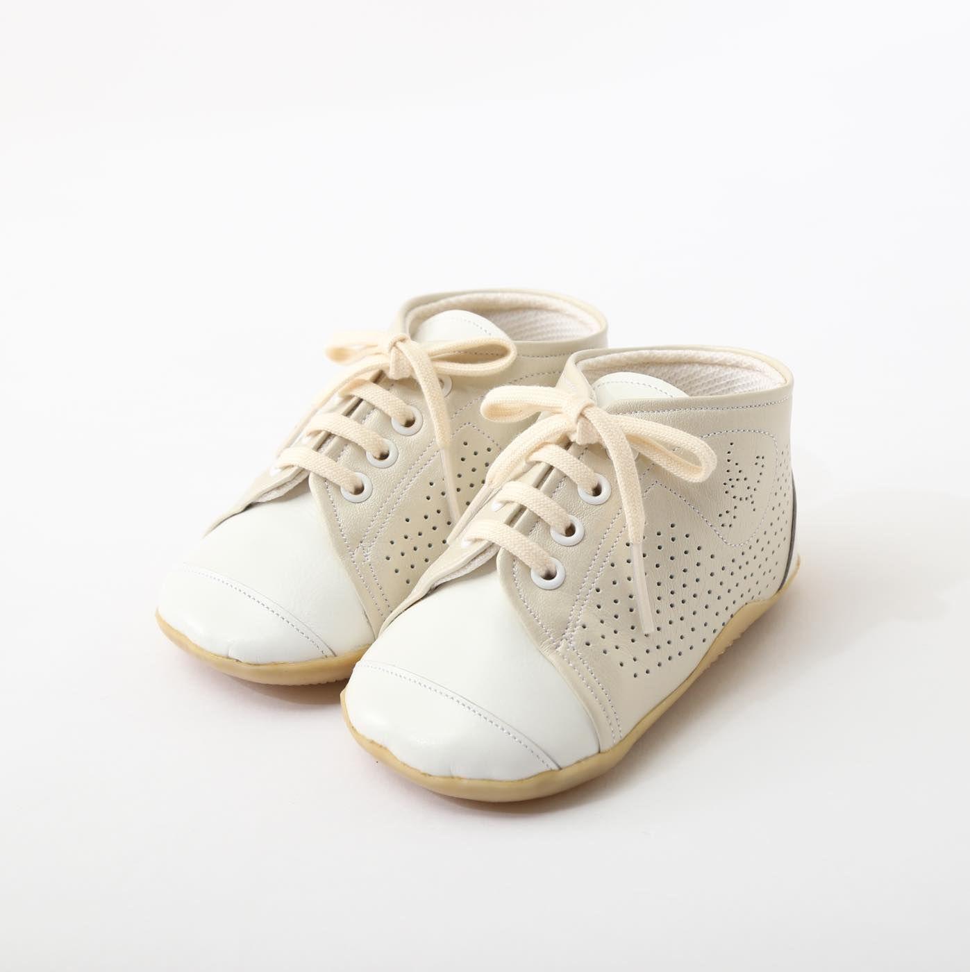 ベビーシューズ パールホワイト pearl white
