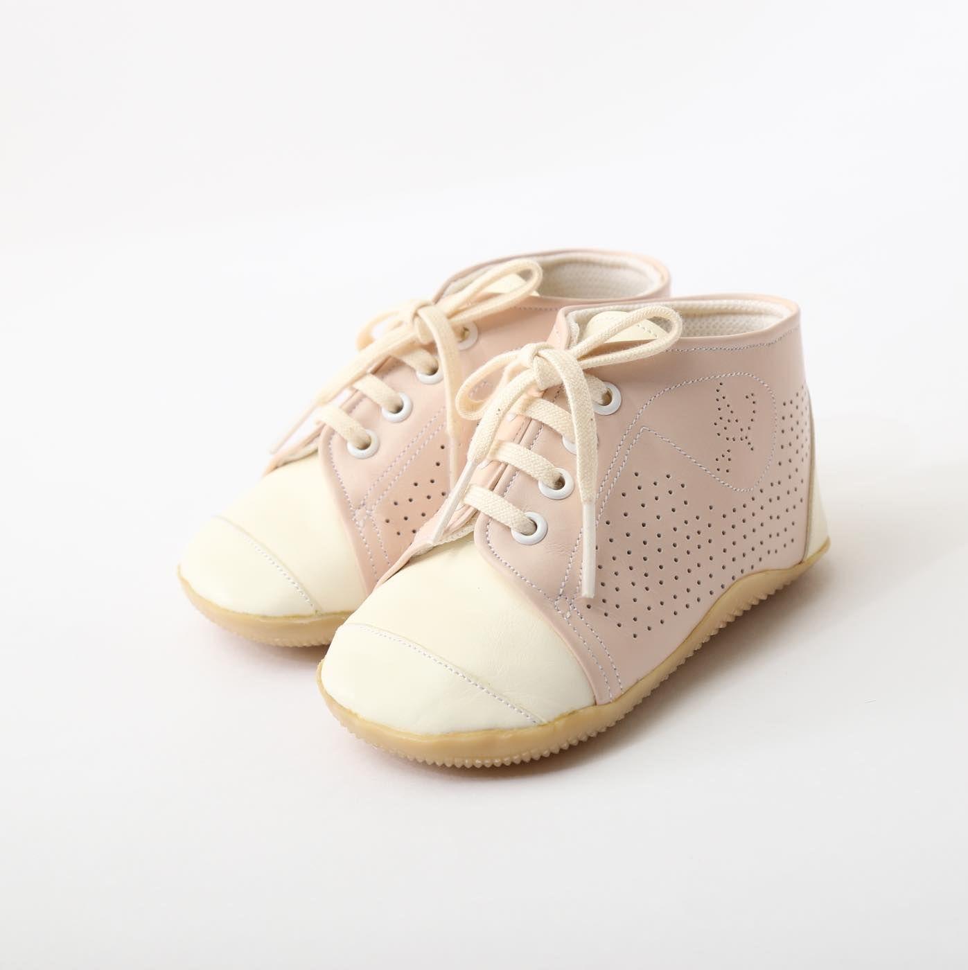 ベビーシューズ ピンク Baby Shoes Pink