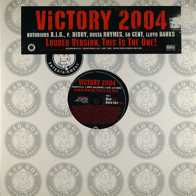 The Notorious B.I.G, Puff Daddy, 50Cent, Lloyd Banks & Busta Rhymes - Victory 2004