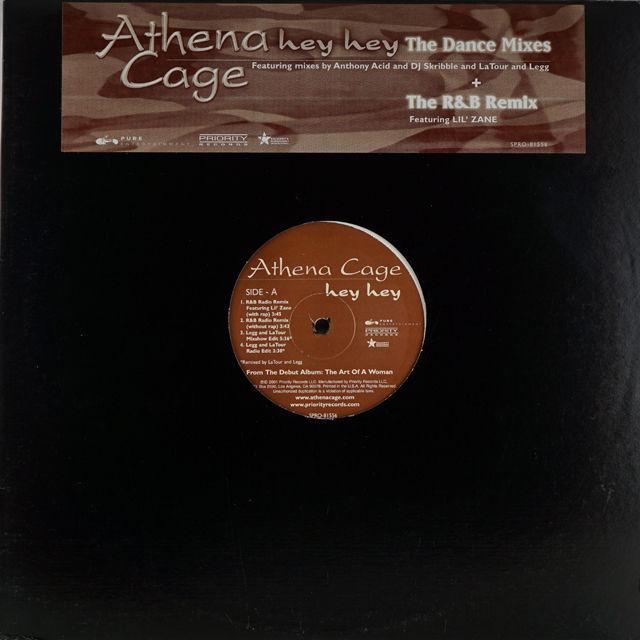 Athena Cage - Hey Hey (Remix)