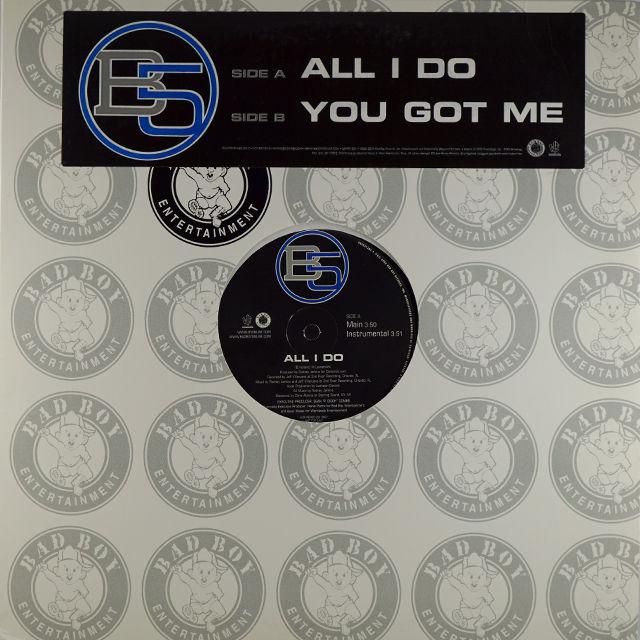 B5 - All I Do