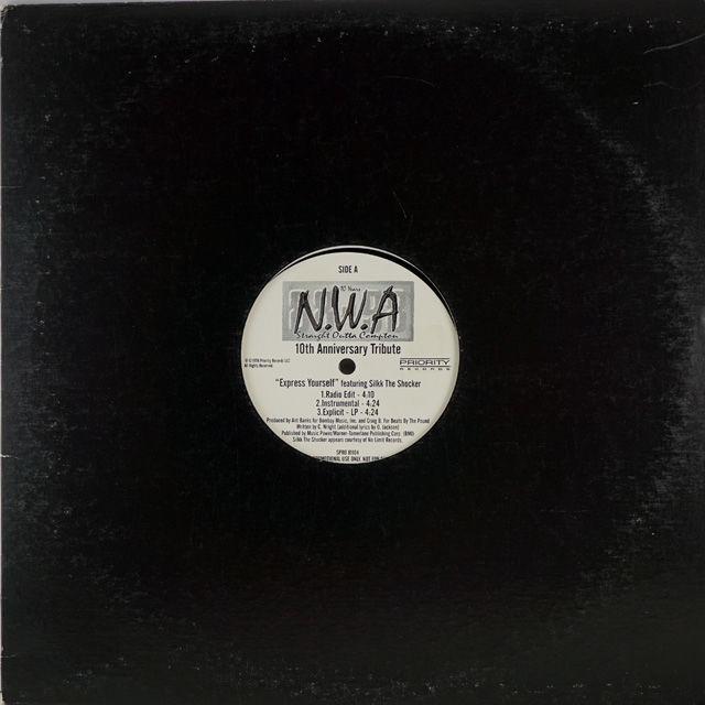 N.W.A. ?- Straight Outta Compton - 10th Anniversary Tribute