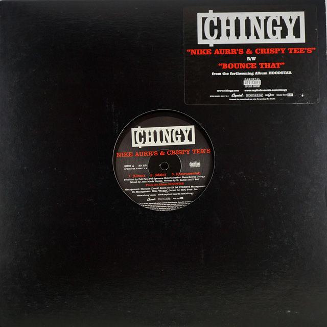 Chingy - Nike Aurra's & Crispy Tee's
