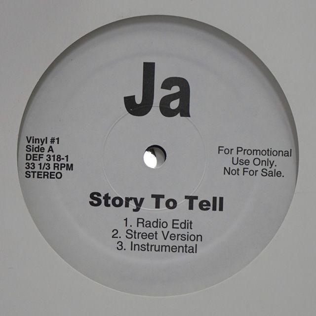 Ja Rule - Story To Tell