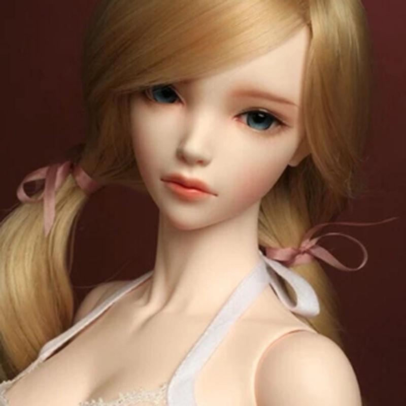 【送料無料!】球体関節人形 BJD 海外ドール1/3 女性 セクシーメイド【新品】