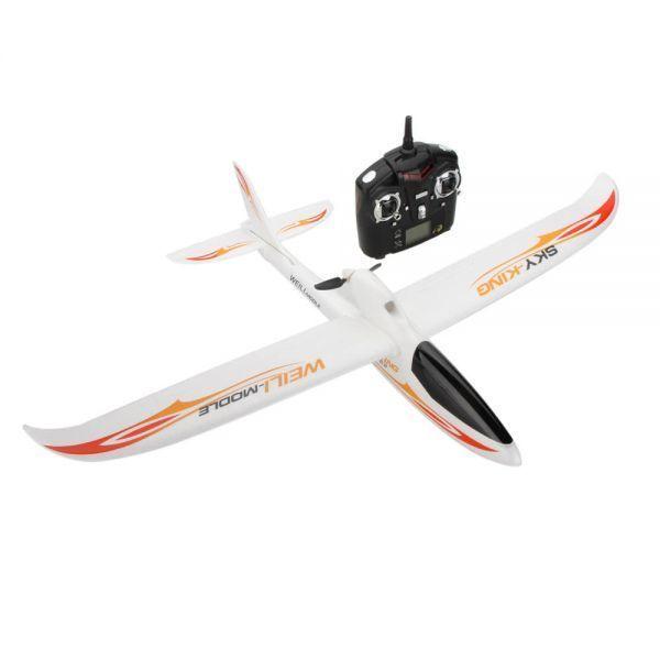 【送料無料!】 ラジコン飛行機 Wltoys F959 SKY-キング2.4G 3CHラジオコントロールRC飛行機航空機RTFバージョン【新品】