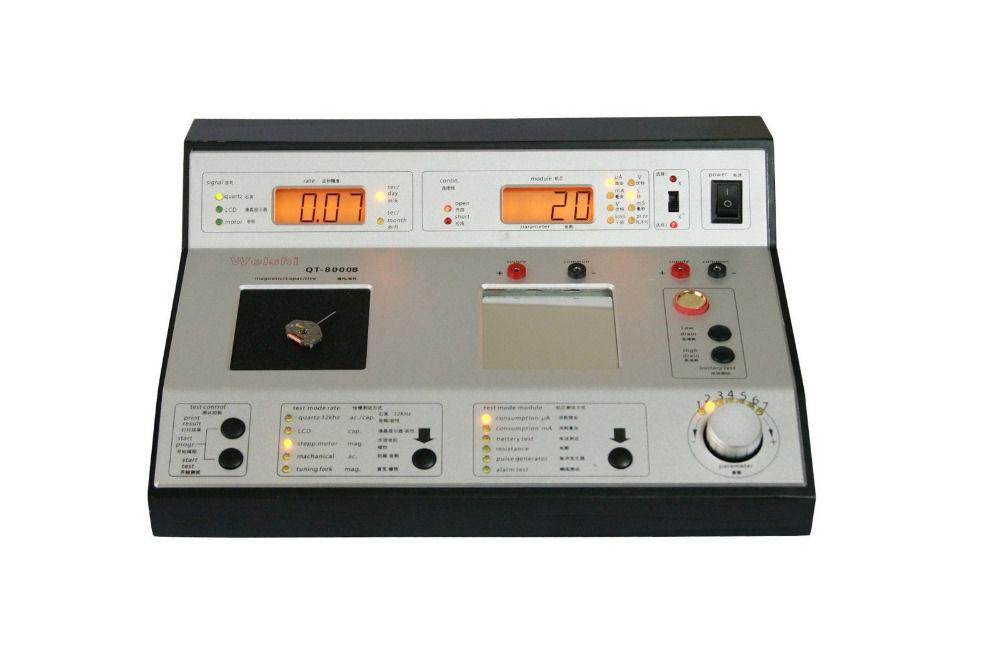 【送料無料!】クォーツ時計の タイミング マシン 多機能 timegrapher QT-8000B【新品】