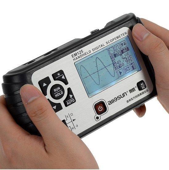 【送料無料!】オシロスコープ  デジタルハンドヘルド デジタルマルチメータ 波形測定【新品】
