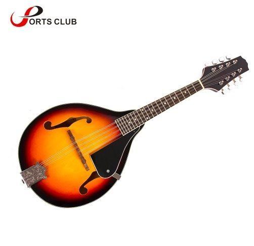 【送料無料!】●高品質● ギフト マンドリン 楽器 ローズウッド 8弦 36インチ 20フレット 特殊【新品】
