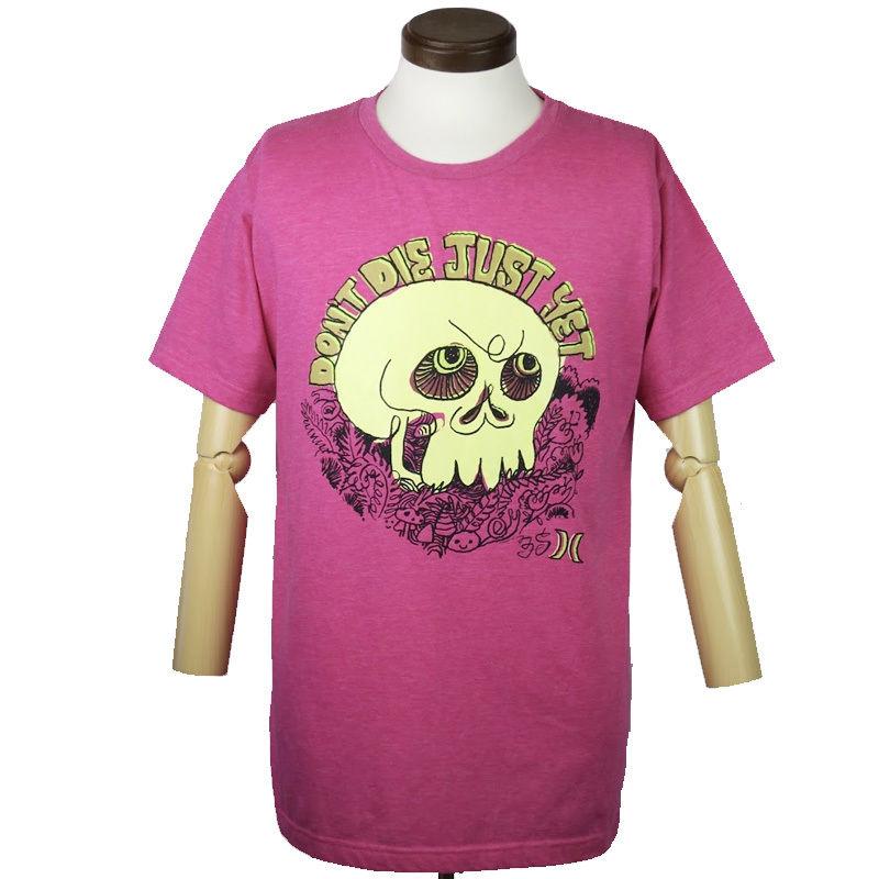 Hurley(ハーレー) スカルTシャツ