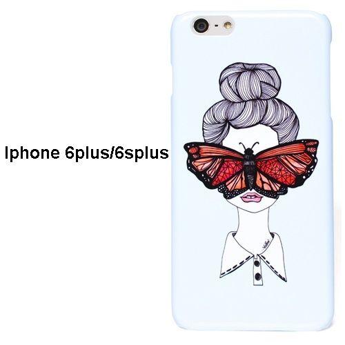 アウトレット 箱無し Valfre ヴァルフェー BUTTERFLY IPHONE 6plus / 6Splus PLUS CASE iphone6splus ハードケース おしゃれ ケース ブランド