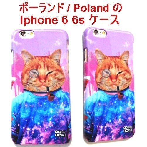 MrGUGU&MissGO ミスターググアンドミスゴー ポーランド の 偉い猫 Like a boss phone case iphone 6 6s アイフォン シックス エス ケース 猫 海外